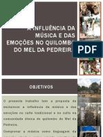 PANORAMA DA MÚSICA PROTESTANTE NO QUILOMBO DO MEL