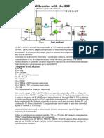 12VDC a 220VCA Inversor Con Temporizador IC 555 Como El Generador de Señal de Onda