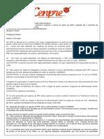 Correção Direito Adm Prf 2013