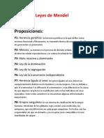 Leyes de Mendel- JuanaTocora