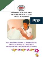 06 ENF 526 GUÍA INFORMATIVA SOBRE LA IMPORTANCIA DE LA CITOLOGÍA CERVICAL Y MEDIDAS DE PREVENCIÓN ANTE LESIO.pdf