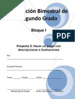 2do Grado - Bloque I - Proyecto 3.doc