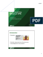 Mpls l3vpn Handouts