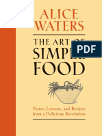 Recipe From the Art of Simple Food by Alice Waters
