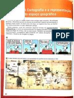 A Cartografia e a Representação do Espaço Geográfico 6 ano 3