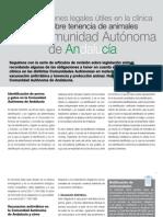 AV_28_Consideraciones legales útiles en la clínica diaria sobre tenencia de animales en la Comunidad Autónoma de Andalucía
