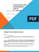 Case Digest Report. Power Sector Assets and Liabilities Management vs CIR.pptx
