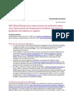 S&P CFE