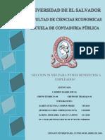Seccion 28 Beneficios a los Empleados trabajo final. 2016.pdf