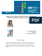 Ponencia_Aplicación de Una Evaluación Ergonómica de Puestos de Trabajo en La Planta de Transmisión en Empresa de Telcomunicaciones
