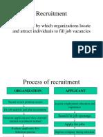 Class 4.1 Recruitment