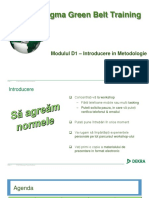 Modul D1p - Introducere in Metodologie