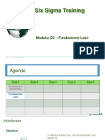 Modul D2p - Fundamente Lean