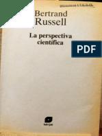 La ciencia y los valores - Russell.pdf