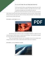 5 Fenomena Alam