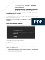 Mensaje de Error Adobe Air Spanish
