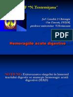 Prelegeri_Hemoragiile Acute Digestive