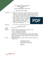 Inpres No.1 Th 1991 Ttg Penyebarluasan Kompilasi Hukum Islam