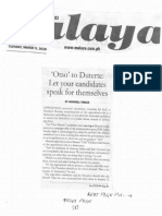 Malaya, Mar. 5, 2019, Otso to Duterte Let your candidates speak for themselves.pdf