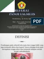 Panoftalmitis 1.pptx