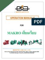 Willo Pump - Operation Manual (Eng. Ver).pdf
