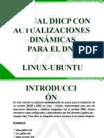Manual Dhcp-DNS Linux Ubuntu Lared38110...