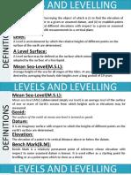 Levelling(1)