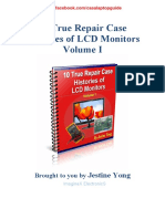 10 True Repair Case Histories of LCD Monitors Volume I.pdf