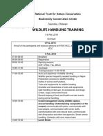 Schedule_ Wildlife Handling_ Training_ 2019 Revised.docx