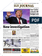 San Mateo Daily Journal 03-05-19 Edition