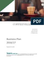 Coffeeville Business Plan
