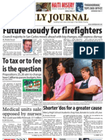 1025 issue of the Daily Journal
