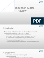 MODULE 2 - Induction Motor Review