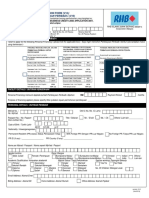 FULL Personal Financing-i Application Form V10 Nov2018