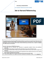 CASE Guide to Harvard Referencing 2017 Revised (1)