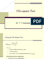 9 Chi Square