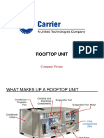 Carrier - Rooftop Units training module