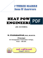 KAL Pathippagam - Diploma -  Heat Power Engineering ( English) - 2 & 3 Marks - Important Questions - DOTE - Tamilnadu