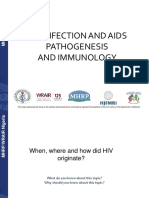 HIV Infection Immunology and Pathogenesis
