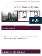 8 - Analysis of Doubly Reinforced Beam