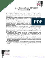 PV AGO Du 02 Mars 2019 - Fr (1)