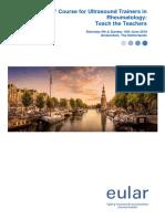 eular programme