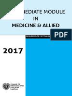 IMM Medicine & Allied 2017
