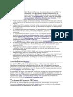 PDF Definicion