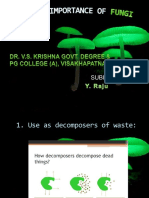 Economic Impotence of Fungi