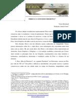 Victor Brochard - Pirro e o Ceticismo Primitivo [Litterarius]