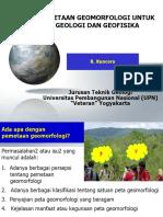 12 Pemetaan Geomorfologi 1