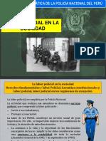 Labor policial