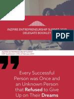 IES 2019 Delegate Booklet