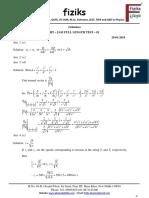 1. Iit-jam Full Length Test - 01 _solution